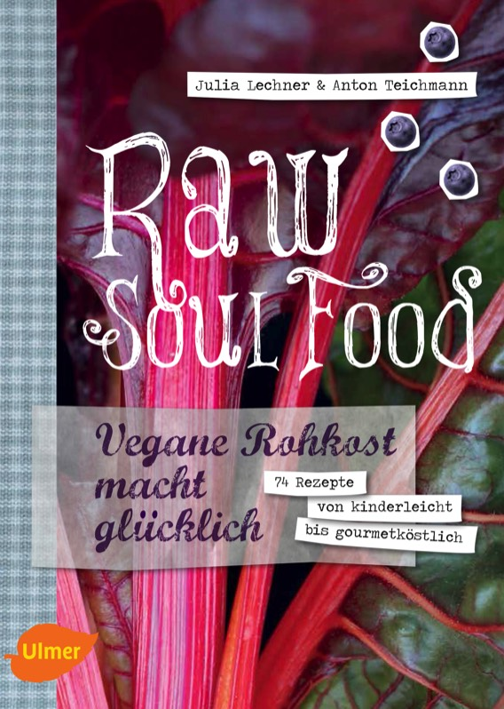 Foto: Raw Soul Food Cover